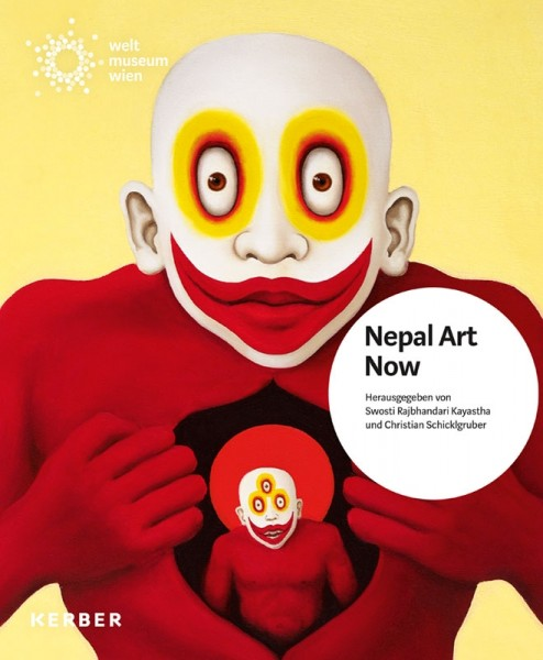 Nepal Art Now