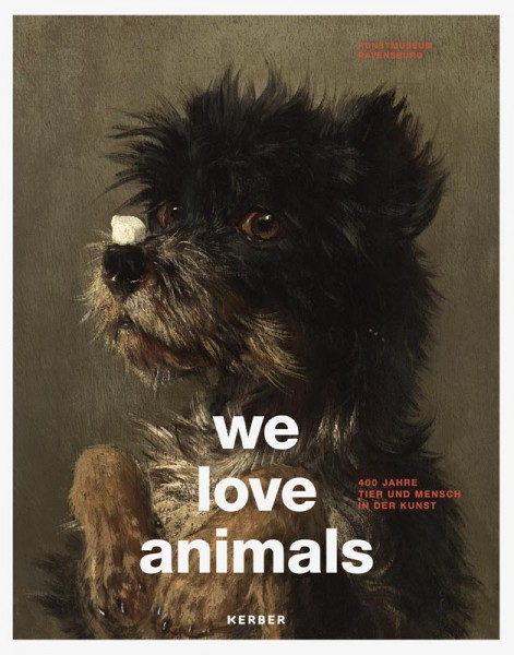We love animals, Cover