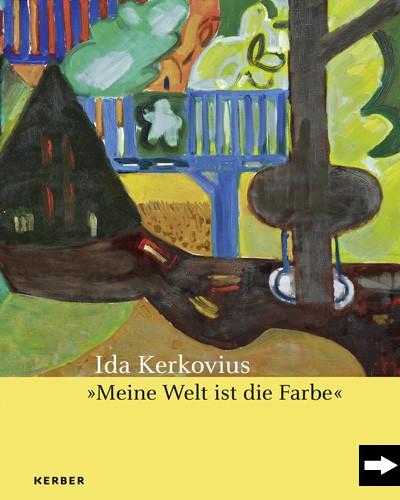 """Ida Kerkovius """"My World is in Colour"""""""