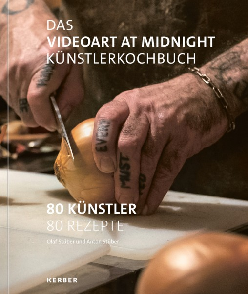Das Videoart at Midnight Künstlerkochbuch