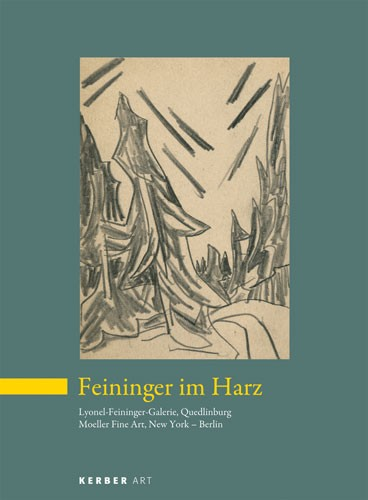 Feininger in the Harz Mountains