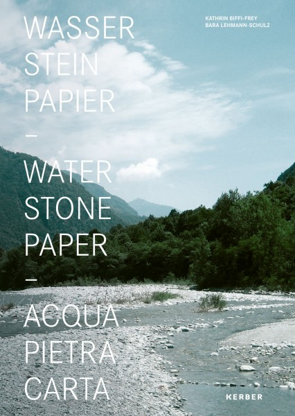 Water Stone Paper