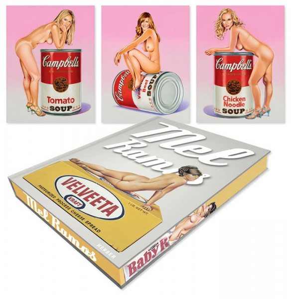 Mel Ramos. Campbell's Soup Blondes